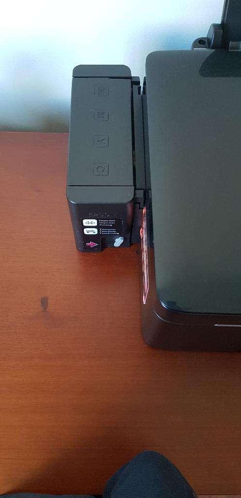 Impresora Epson L200 Como Nueva 0