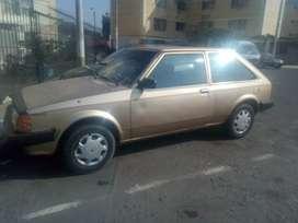 Mazda 323 1981 papeles en regla