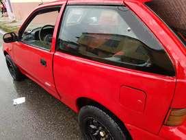 Vendo Suzuki Forza 2 papeles al día del año 92