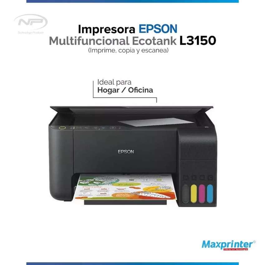 Impresora epson L3110 0