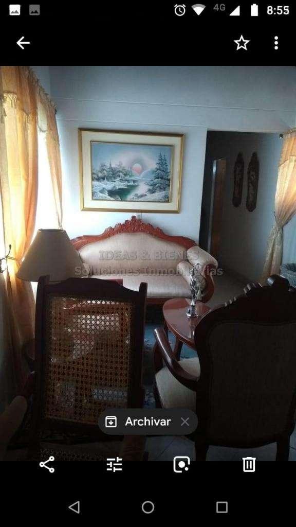 Apartamento En Venta Sabaneta Sector Santa Ana Código:807588 0