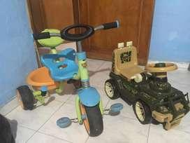 Triciclo/ carro