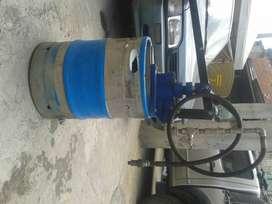 bomba para pruebas hidrostaticas ;Helber;