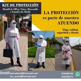 Se venden Kit de protección