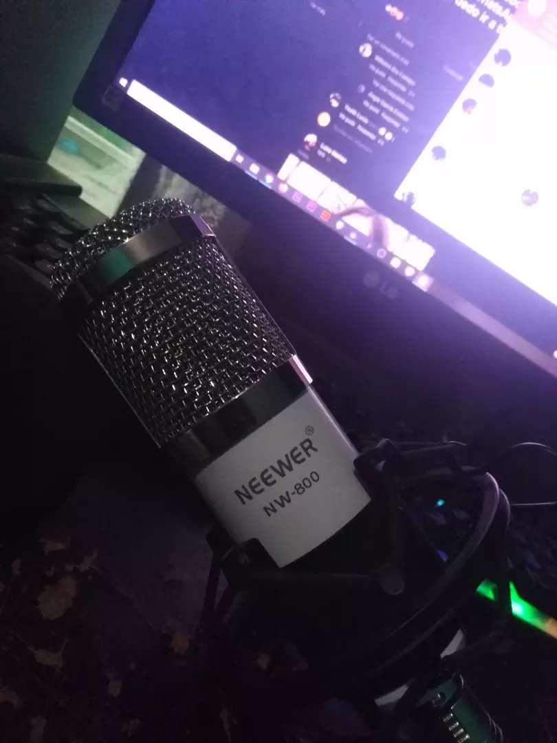 Micrófono Neewer NW 800 0