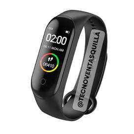 Reloj pulsera inteligente con Bluetooth