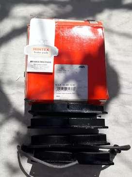 Pastillas de freno Iveco Daily 45.10 y 40.10