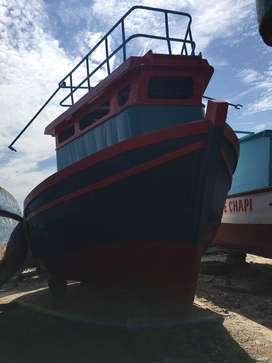 Vendo embarcacion insulada 7 toneladas
