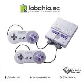 Consola Super Nintendo Classic Mini 21 Juegos