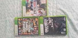 Video juegos ORIGINALES Xbox 360