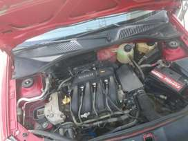 Vendo Renault Clio auténtic modelo 2007