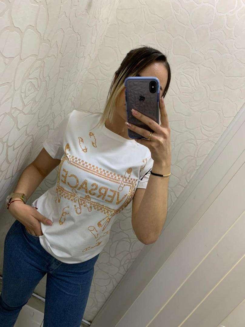 Camisetas femeninas 2805 versace envio gratis