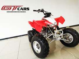 CUATRICILO HONDA RX 400 - 2013