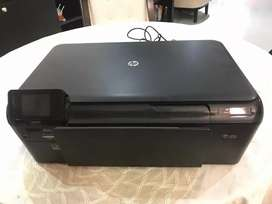 Vendo impresora con scanner marca HP. $70 negociables