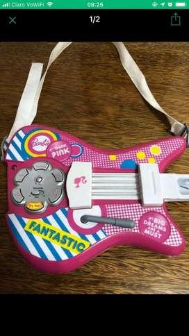 Guitarra Electrica Barbie