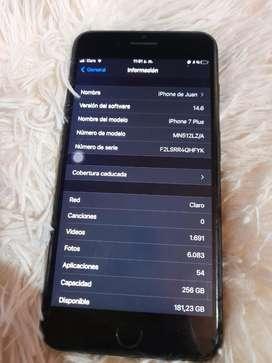 Iphone 7 plus edicion limitada