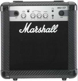 Amplificador Marshall Mg10cf 10w