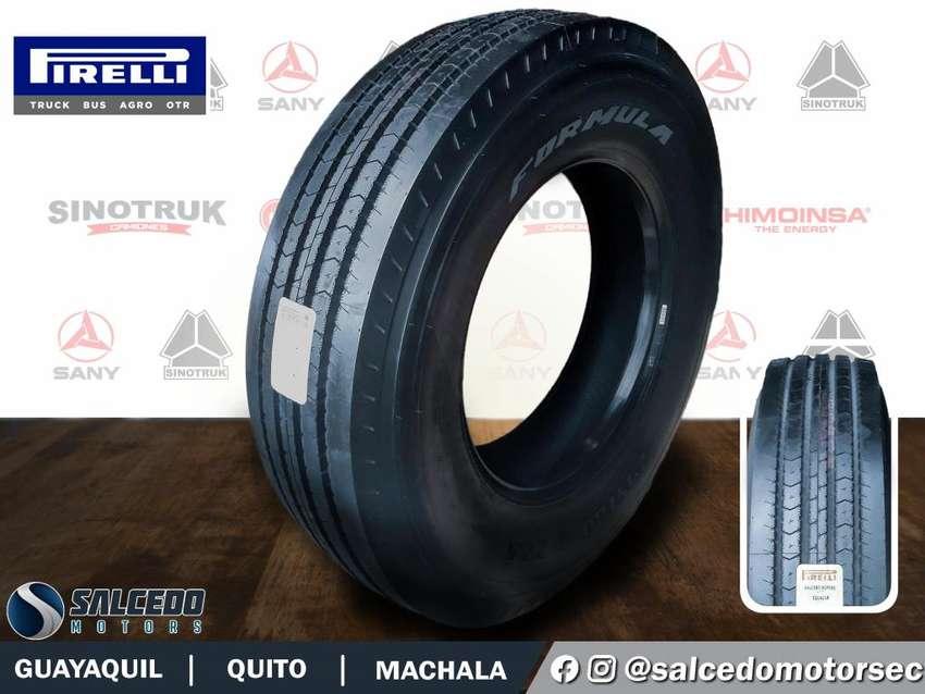 Llantas Formula Pirelli Direccional 295/80R22.5 0