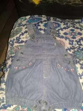 Enterito  de jeans cheeky