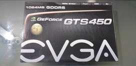 EVGA GEFORCE GTS 450 1GB 128 BIT DDR5