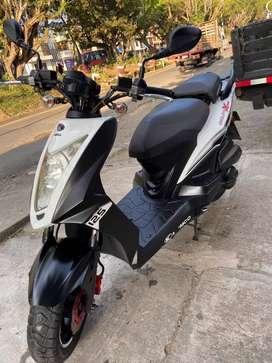 Moto agility extreme