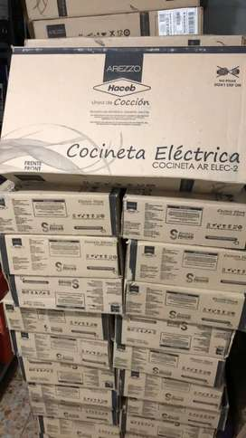 Cosina electrónica haced de 2 hornillas
