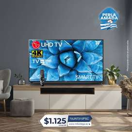 TELEVISOR LG 70UN7310PSC LG UHD TV 70'' 4K Smart AI
