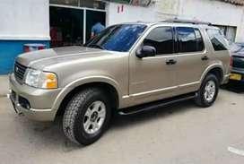 Camooneta ford explorer mod 2007