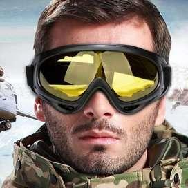 Gafas para ciclismo tipo esqui, máxima protección