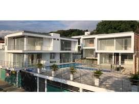 Alquilo casa en conjunto con garaje, piscina y jacuzzi en Villeta