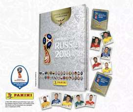 Set Completo Rusia 2018 Panini Edicion Internacional Platinum