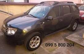 Vendo Duster 2.0 de oportunidad Quito