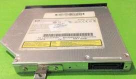 LECTOGRABADORA DVD HP TS-L632 NOTEBOOKS HP COMPAQ F700 F500  TS-L632H/HPSH