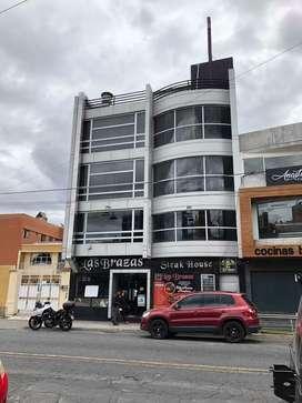 Edificio apto para Restaurant o Cooperativa