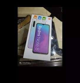 Xiaomi redmi note 8 blanco de 64 GB, 550$ negociables