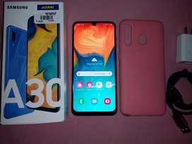 Vendo o cambio Samsung a30 de 64gb