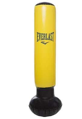Torre Inflable Para Boxeo Everlast – Amarillo