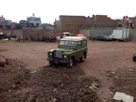 Land rover 1975