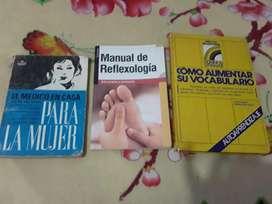 libros varios, buen estado
