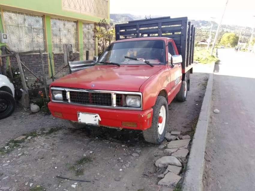 VENDO CHEVROLET LUV 1600 EN MUY BUEN ESTADO NEGOCIABLE 0