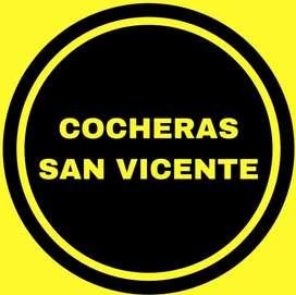 Alquilo Cocheras Barrio San Vicente (Córdoba)