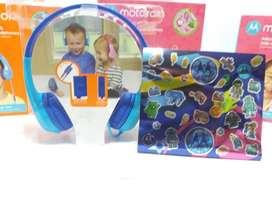 Audifonos Motorola para Niños Original