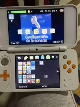Nintendo new 2xl