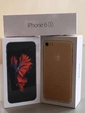 iPhone 6s NUEVO CAJA SELLADA - GARANTIA DE 1 AÑO