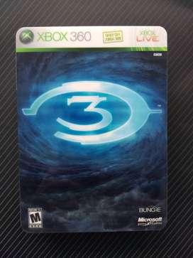 Halo 3 Limited Edition - Juego Xbox 360