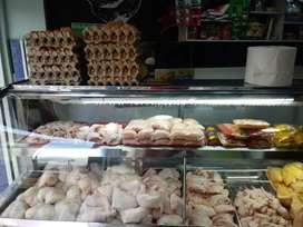 Negocio de pollo y productos varios