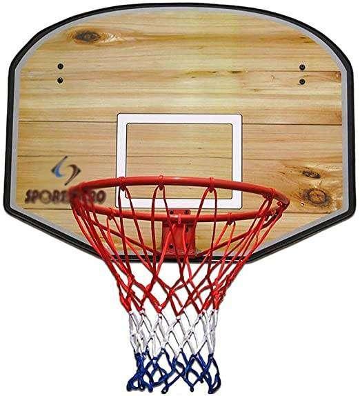 Anillos de Basket + Red para Instalar en Casa 0
