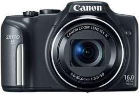 Canon PowerShot  + TRIPODE