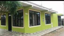 Vendó hermosa casa  ubicada en tesalia Huila