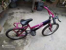 Vendo bici para niña